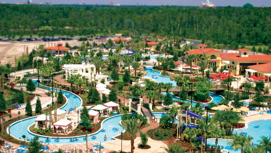 Holiday Inn Club's Orange Lake Resort in Orlando, Florida