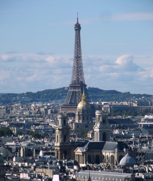 Travel to Paris on a budget with timeshare
