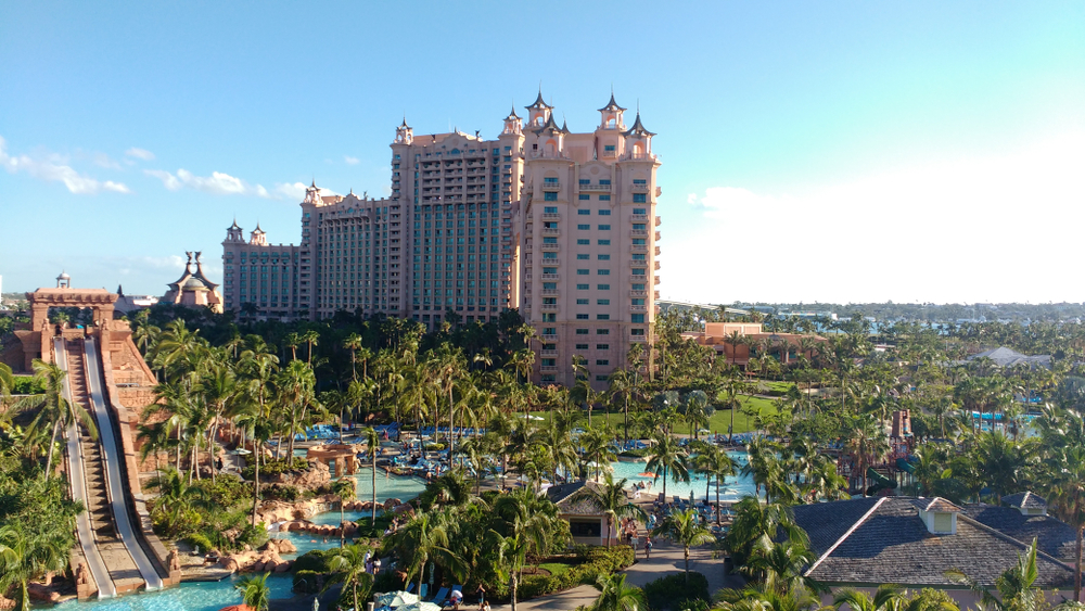 Atlantis Bahamas Water Slides
