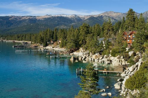 Red Wolf Lakeside Lodge in Lake Tahoe