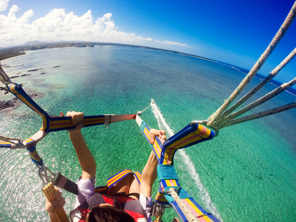 Parasail Global Discovery Vacation
