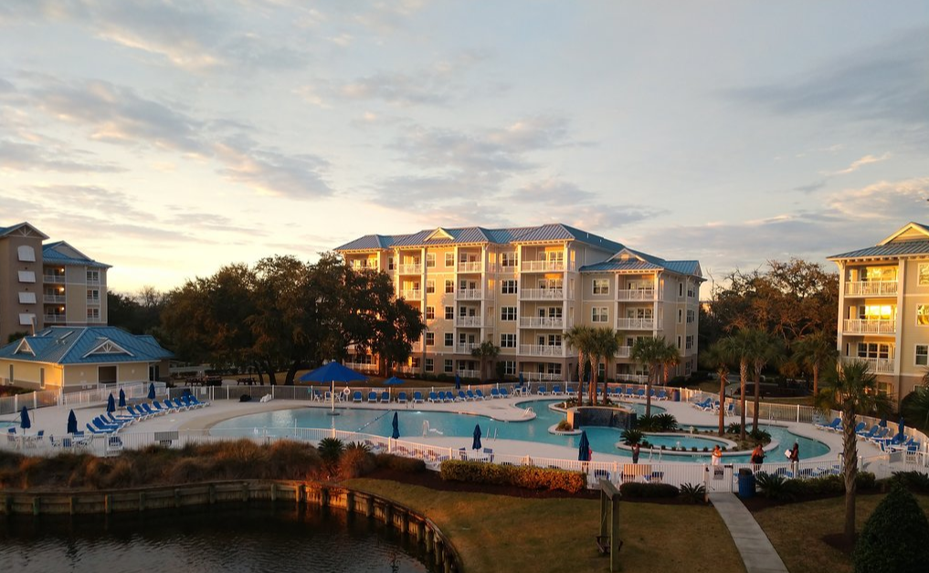 bluewater resort and marina timeshare rentals