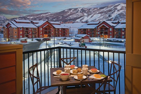 Wyndham Steamboat Springs Resort is perfect for your next family vacation in Colorado