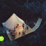 Glamping Takes Over Timeshare