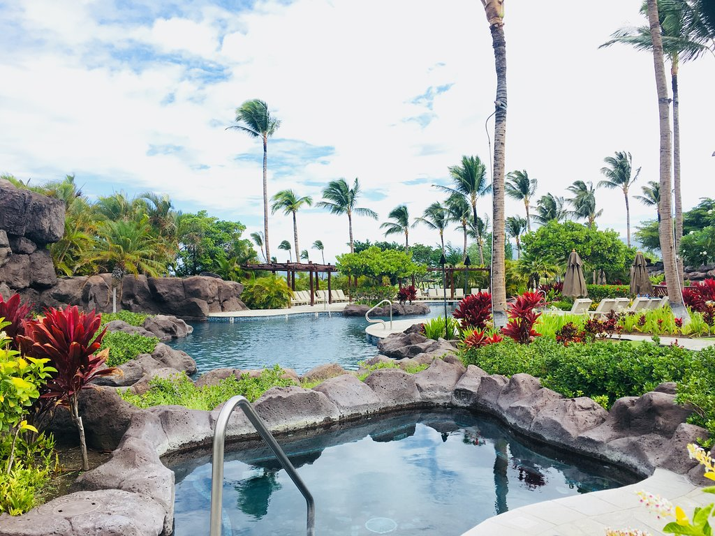 big island hawaii resorts