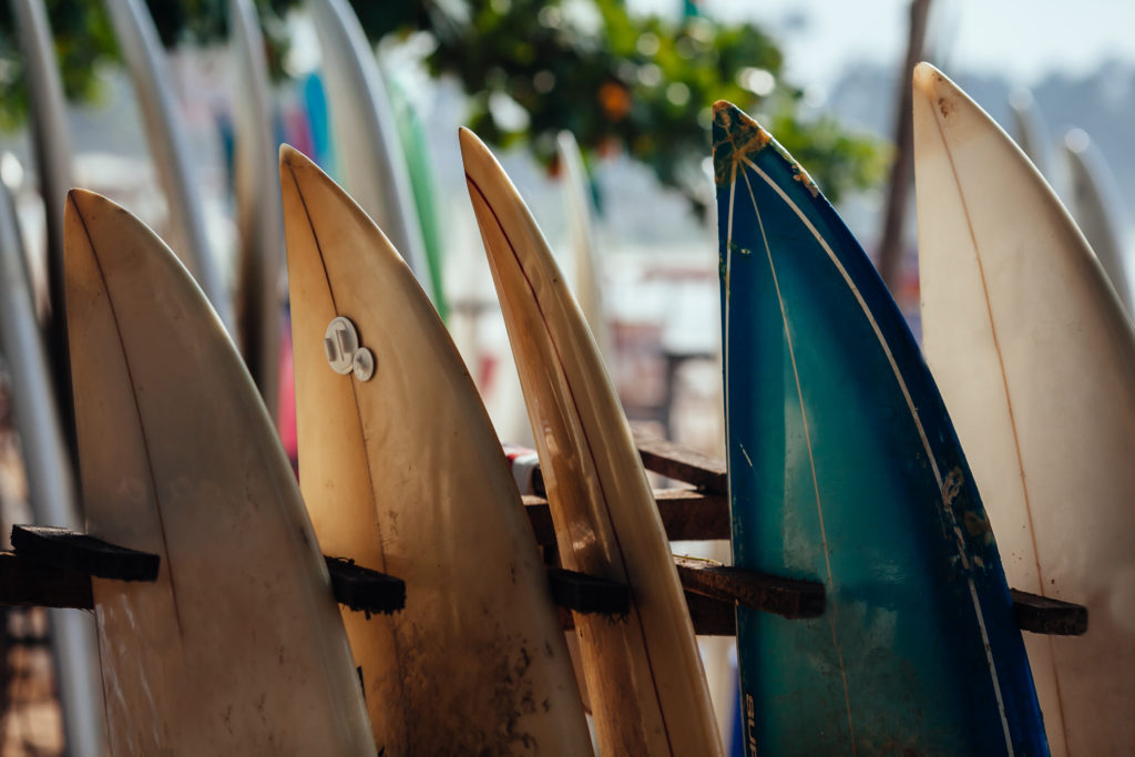 history of surfing in hawaii