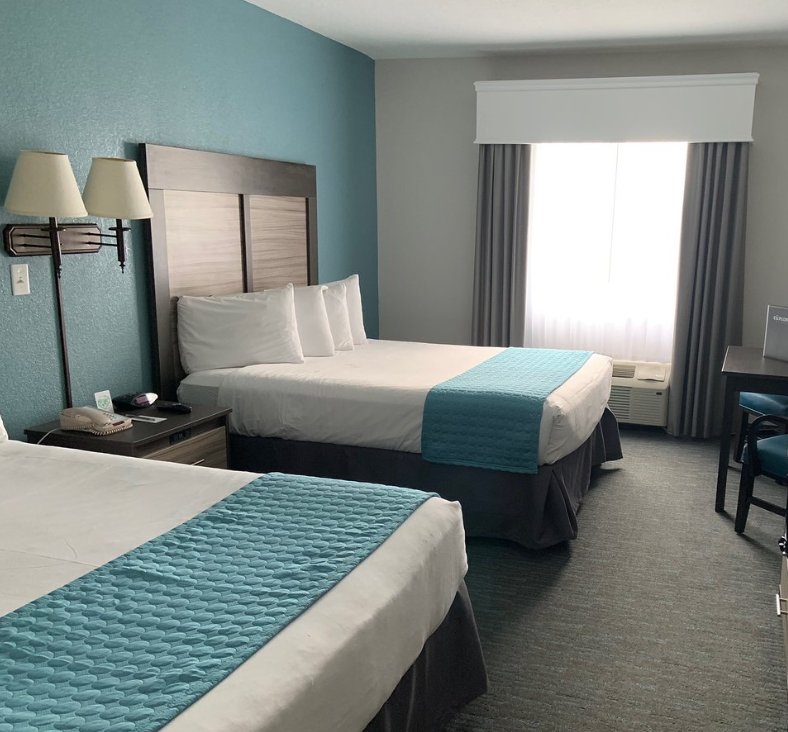 Exploria Timeshare Orlando Bedroom
