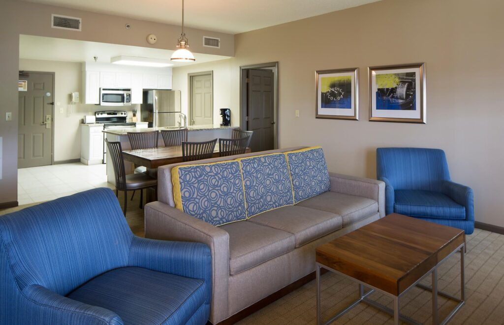 the suites at hershey park