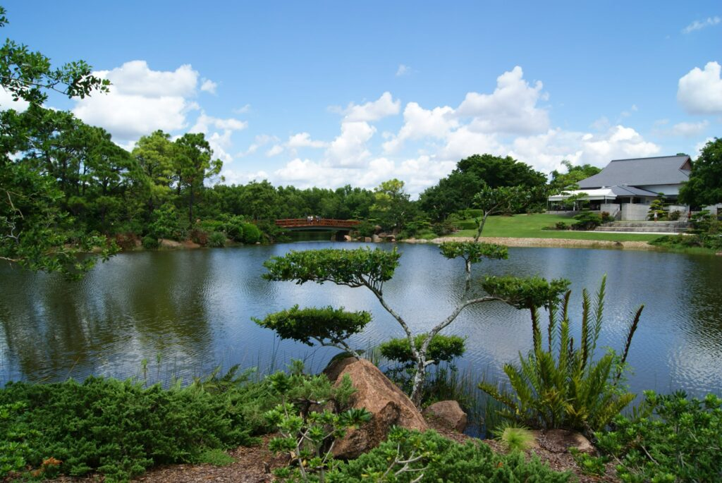day trips from orlando morikami museum